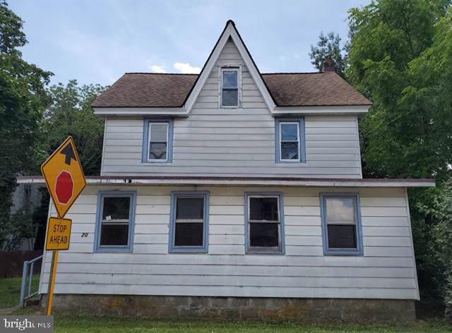 20 N Railroad Avenue, PEDRICKTOWN, NJ 08067 (#NJSA135070) :: Daunno Realty Services, LLC