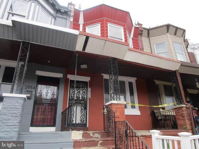 2956 N 24TH Street, PHILADELPHIA, PA 19132 (#PAPH817752) :: LoCoMusings