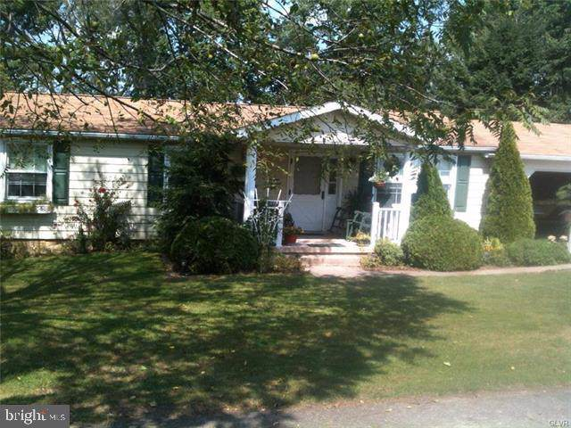 709 Mifflin Avenue, NESCOPECK, PA 18635 (#PALU103070) :: Bob Lucido Team of Keller Williams Integrity
