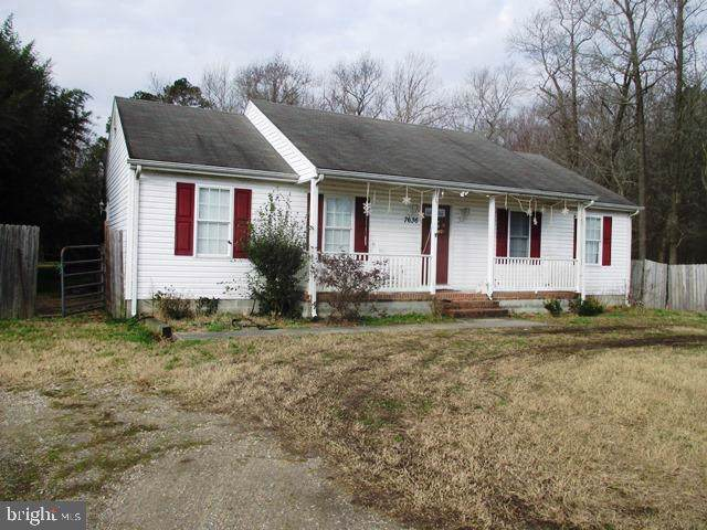 7636 Gumboro Road, PITTSVILLE, MD 21850 (#MDWC104408) :: The Windrow Group