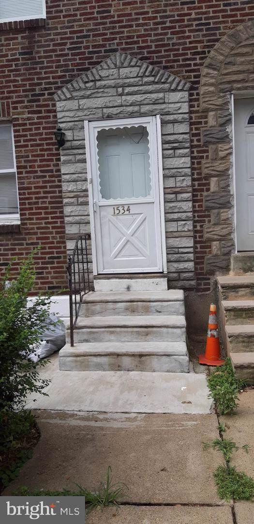 1534 Stevens Street, PHILADELPHIA, PA 19149 (#PAPH818458) :: Colgan Real Estate
