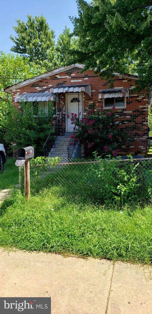 407 Dateleaf Avenue, CAPITOL HEIGHTS, MD 20743 (#MDPG537386) :: Blue Key Real Estate Sales Team