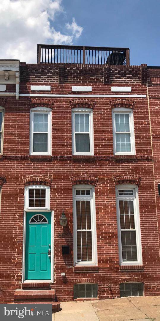 3240 O'donnell Street, BALTIMORE, MD 21224 (#MDBA477752) :: The Team Sordelet Realty Group