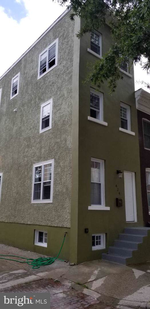 424 E Federal Street, BALTIMORE, MD 21202 (#MDBA477828) :: The Maryland Group of Long & Foster