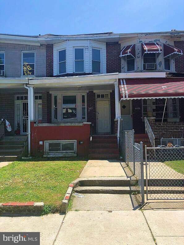 3007 Arunah Avenue, BALTIMORE, MD 21216 (#MDBA477874) :: Colgan Real Estate