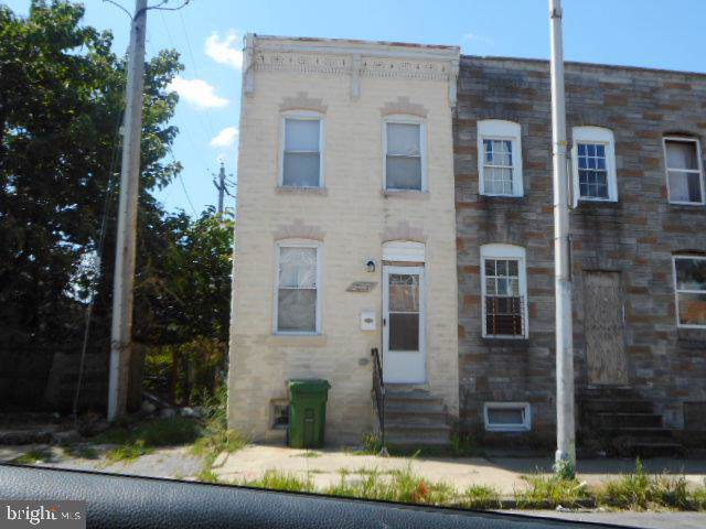 2001 Mchenry Street, BALTIMORE, MD 21223 (#MDBA478082) :: Radiant Home Group
