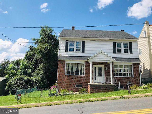 117 Mill Creek Avenue, POTTSVILLE, PA 17901 (#PASK127040) :: Flinchbaugh & Associates