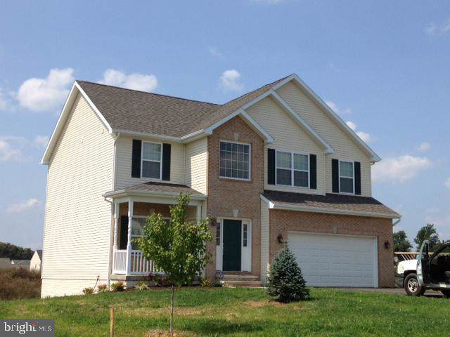 Lot 237 Heritage Hills Drive, MARTINSBURG, WV 25405 (#WVBE170036) :: RE/MAX Plus