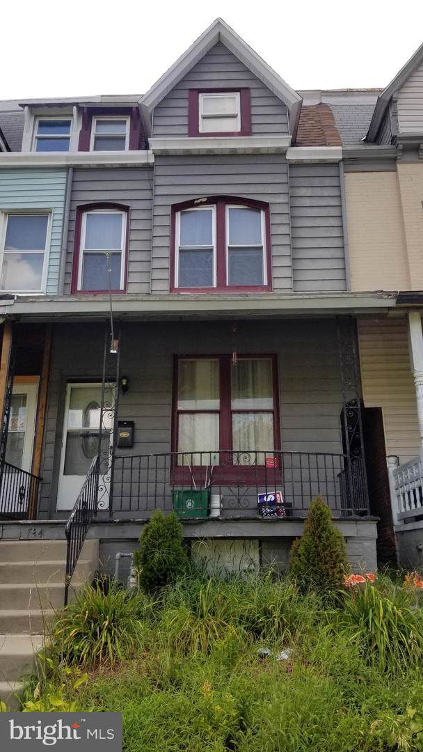 744 N 6TH Street N, READING, PA 19601 (#PABK345654) :: ExecuHome Realty