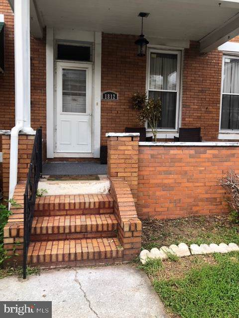 1812 E 32ND Street, BALTIMORE, MD 21218 (#MDBA478684) :: Homes to Heart Group