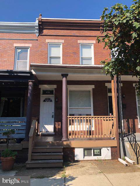 2726 Hampden Avenue, BALTIMORE, MD 21211 (#MDBA478718) :: The Gold Standard Group