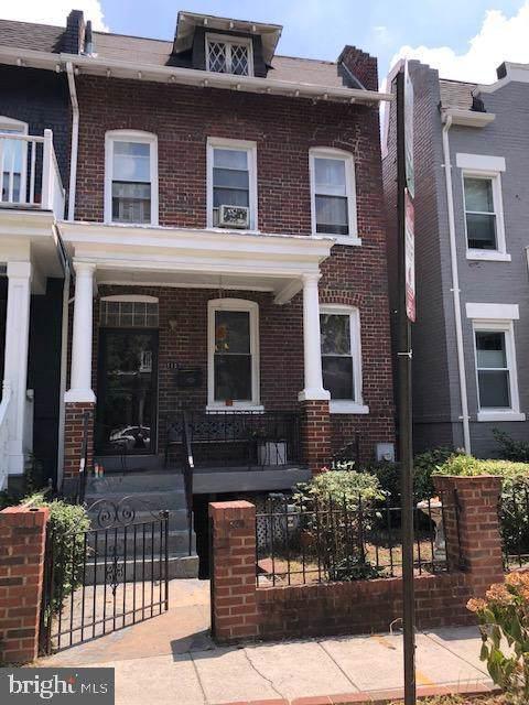 1117 Staples Street NE, WASHINGTON, DC 20002 (#DCDC437274) :: The Gold Standard Group