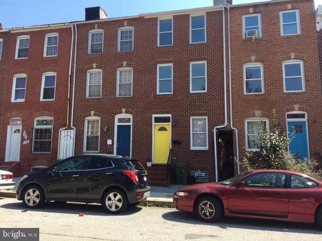 19 S Ann Street, BALTIMORE, MD 21231 (#MDBA478836) :: Arlington Realty, Inc.