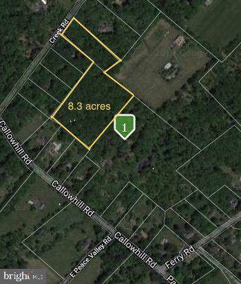 0 Creek Road, DOYLESTOWN, PA 18901 (#PABU476596) :: Ramus Realty Group