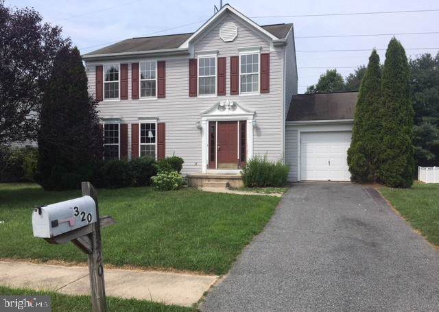 320 Evergreen Drive, NEWARK, DE 19702 (#DENC484514) :: RE/MAX Coast and Country