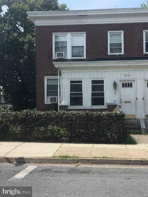 2400 N 4Th Street, HARRISBURG, PA 17110 (#PADA113408) :: ExecuHome Realty