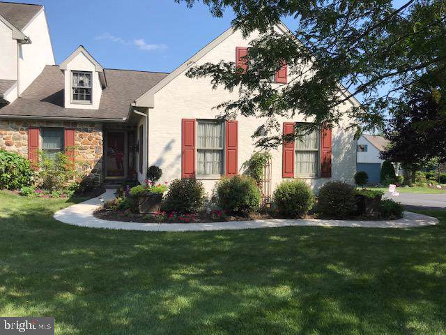 503 Kennelwoods Drive, ELVERSON, PA 19520 (#PACT486222) :: The John Kriza Team