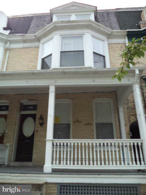 458 W King Street, YORK, PA 17401 (#PAYK122954) :: Younger Realty Group