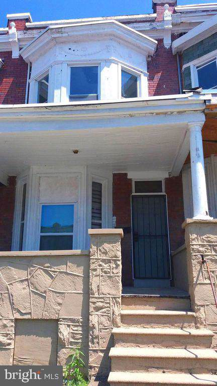 1129 Poplar Grove Street, BALTIMORE, MD 21216 (#MDBA479758) :: Radiant Home Group