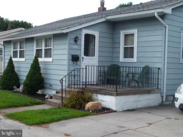 126 Magnolia Street, PENNS GROVE, NJ 08069 (#NJSA135332) :: The Dailey Group
