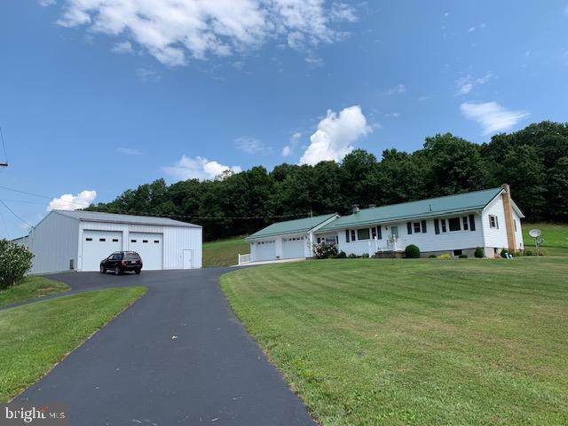 1970 E Graceville Road, EVERETT, PA 15537 (#PABD101820) :: ExecuHome Realty