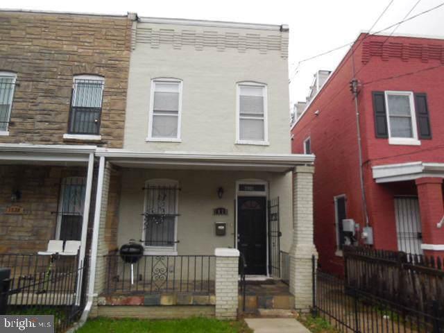1828 Providence Street NE, WASHINGTON, DC 20002 (#DCDC438356) :: The Daniel Register Group