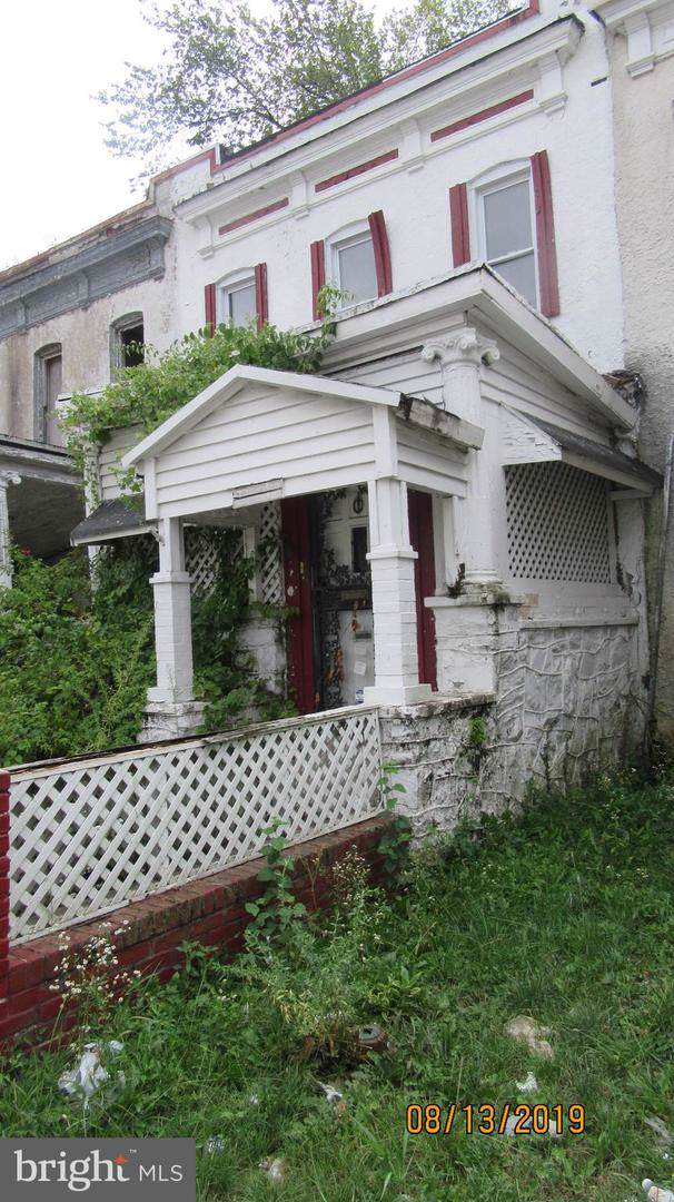 4106 Park Heights Avenue, BALTIMORE, MD 21215 (#MDBA480196) :: Advance Realty Bel Air, Inc