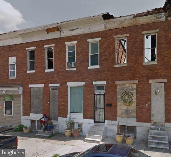 1857 N Collington Avenue, BALTIMORE, MD 21213 (#MDBA480224) :: Radiant Home Group