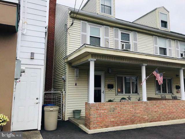 307 E Lawton St., SAINT CLAIR, PA 17970 (#PASK127320) :: The Matt Lenza Real Estate Team