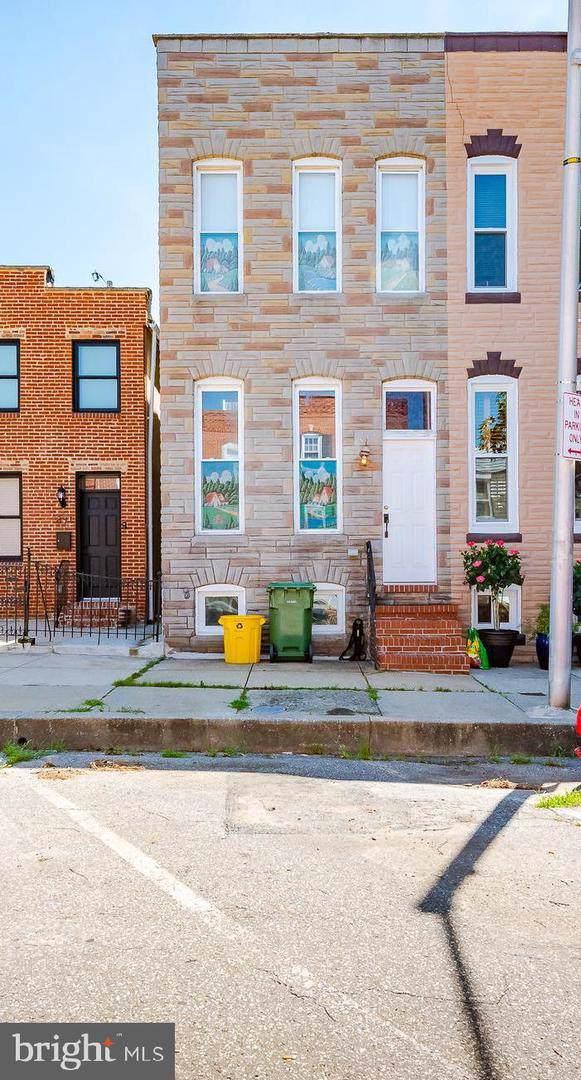 833 S Kenwood Avenue, BALTIMORE, MD 21224 (#MDBA480412) :: Keller Williams Pat Hiban Real Estate Group