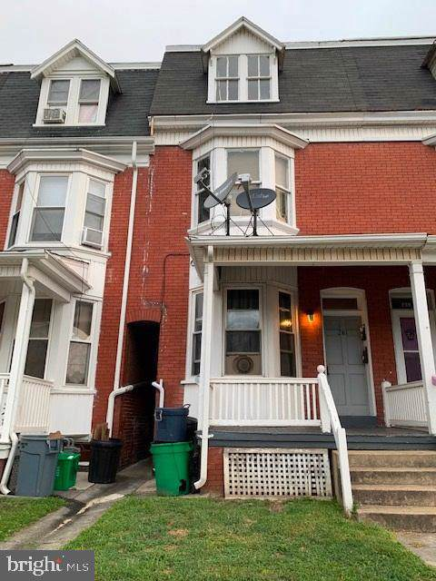 261 W Cottage Place, YORK, PA 17401 (#PAYK123334) :: The Heather Neidlinger Team With Berkshire Hathaway HomeServices Homesale Realty