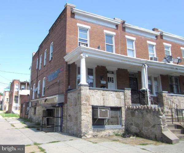 2510 Robb Street, BALTIMORE, MD 21218 (#MDBA480502) :: Eng Garcia Grant & Co.