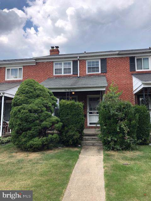 1044 Craftswood Road, BALTIMORE, MD 21228 (#MDBC469142) :: Jim Bass Group of Real Estate Teams, LLC