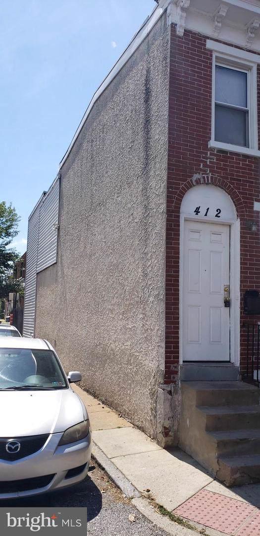 412 E 10TH Street, WILMINGTON, DE 19801 (#DENC485218) :: The Rhonda Frick Team