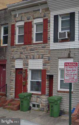 2013 Eastern Avenue, BALTIMORE, MD 21231 (#MDBA480776) :: Blue Key Real Estate Sales Team