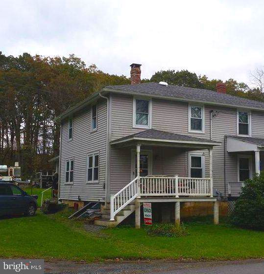 309 Fulton Street, WOOD, PA 16694 (#PABD101836) :: ExecuHome Realty