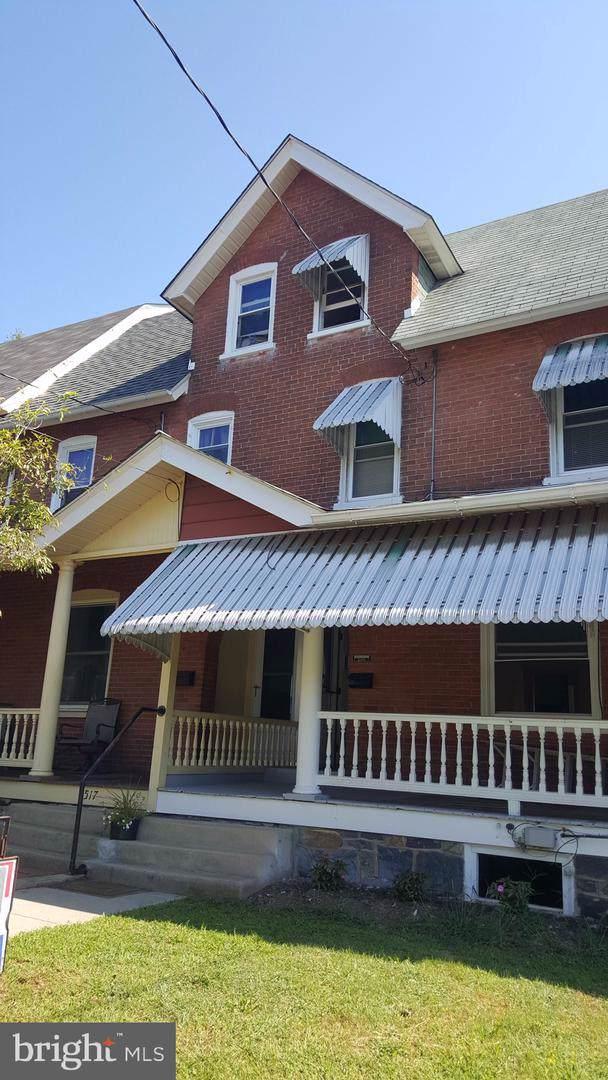 515 Vine Street, PERKASIE, PA 18944 (#PABU477882) :: ExecuHome Realty