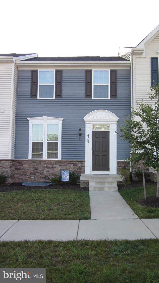 8659 Rosecrans Lane, SPOTSYLVANIA, VA 22553 (#VASP215538) :: Seleme Homes