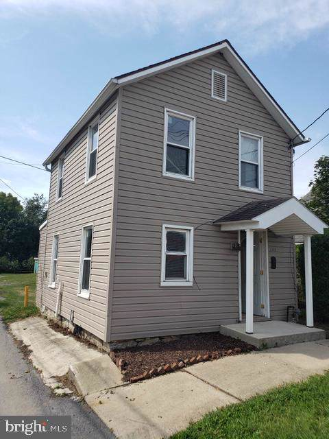 138 E South Street, CHAMBERSBURG, PA 17201 (#PAFL167928) :: The Joy Daniels Real Estate Group