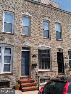 821 S Rose Street, BALTIMORE, MD 21224 (#MDBA481040) :: The Miller Team