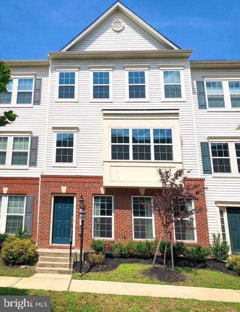 7121 Elmthorpe Way, HANOVER, MD 21076 (#MDHW269146) :: Erik Hoferer & Associates