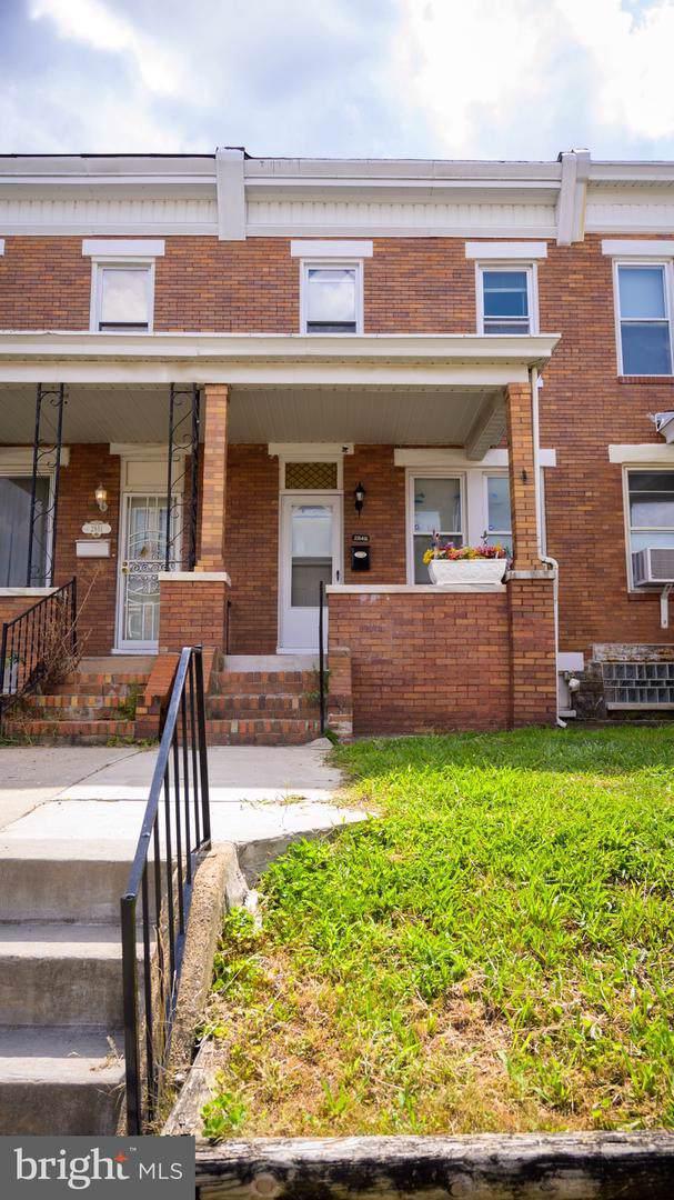 2849 Lake Avenue, BALTIMORE, MD 21213 (#MDBA481116) :: Homes to Heart Group