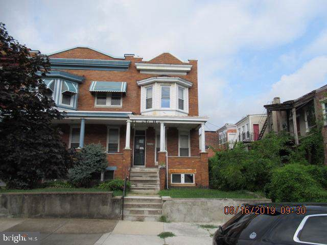2512 Brookfield Avenue, BALTIMORE, MD 21217 (#MDBA481200) :: The Maryland Group of Long & Foster Real Estate
