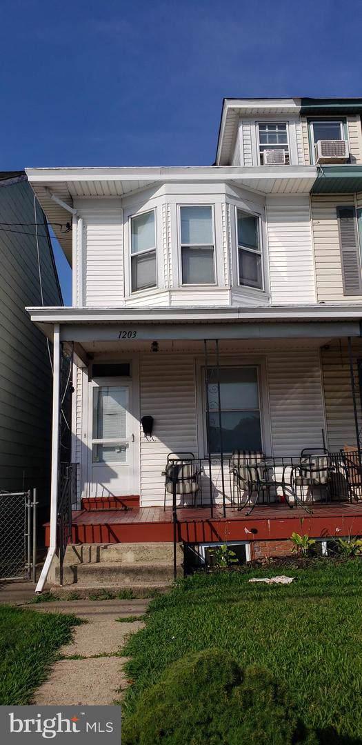 1203 Chambers Street, TRENTON, NJ 08610 (#NJME284496) :: REMAX Horizons