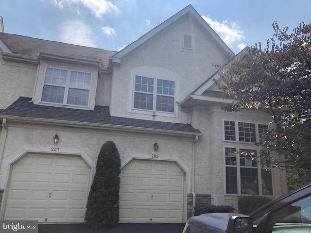 209 Brookdale Court, DRESHER, PA 19025 (#PAMC622464) :: Tessier Real Estate