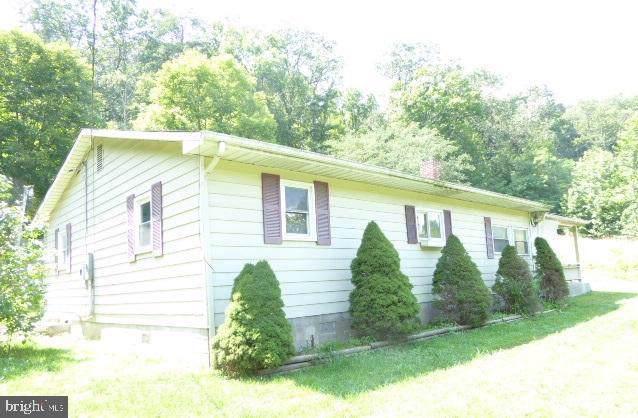 HC 65 Box 3499-1096 Springfield Pike, SPRINGFIELD, WV 26763 (#WVHS113102) :: Corner House Realty
