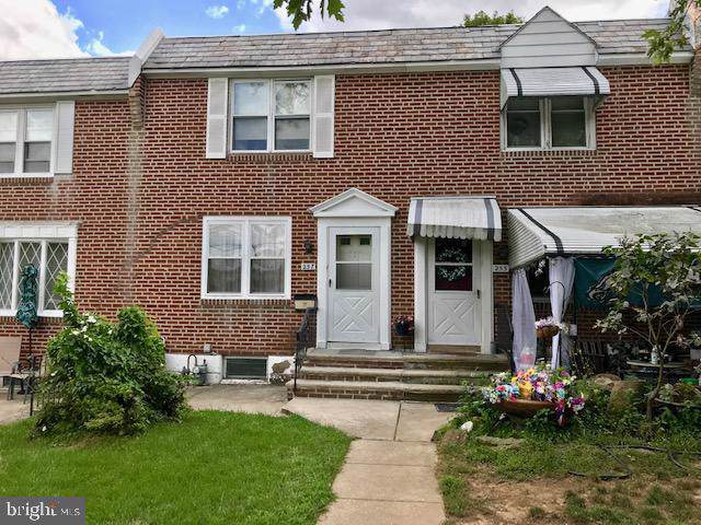 257 N Bishop Avenue, CLIFTON HEIGHTS, PA 19018 (#PADE498894) :: The John Kriza Team