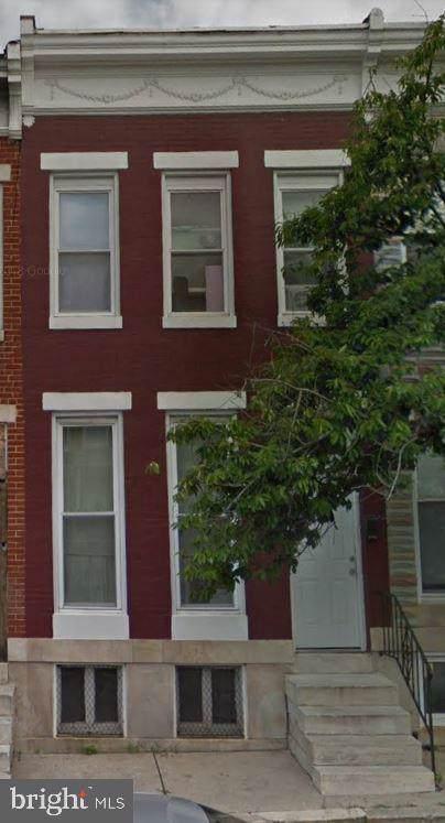 1826 Penrose Avenue, BALTIMORE, MD 21223 (#MDBA481340) :: Dart Homes