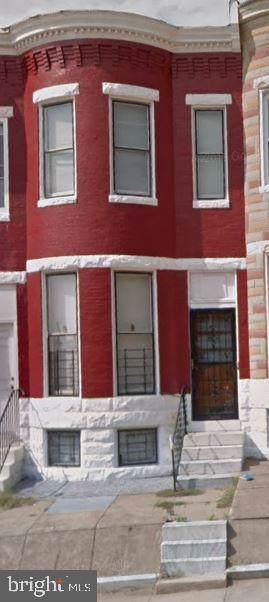 1940 W Lexington Street, BALTIMORE, MD 21223 (#MDBA481358) :: Dart Homes
