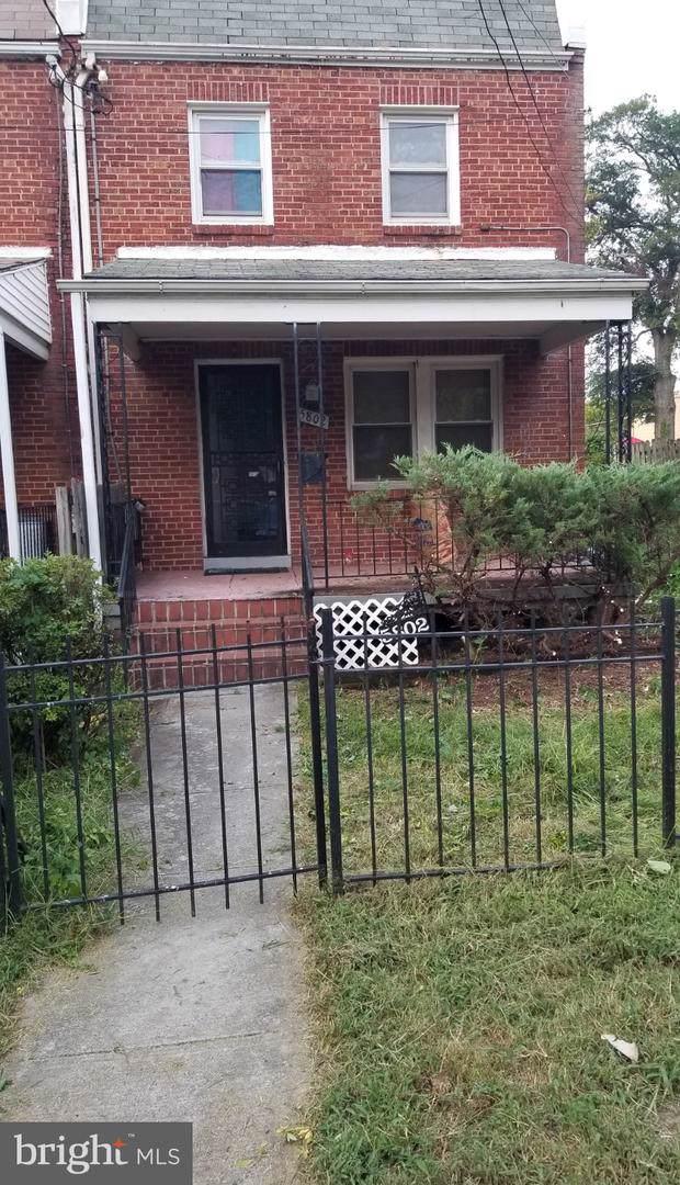 5802 Field Place NE, WASHINGTON, DC 20019 (#DCDC439520) :: John Smith Real Estate Group